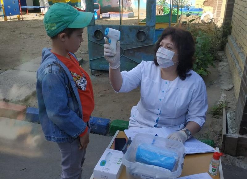 День защиты детей в дошкольных образовательных учреждениях города Таганрога