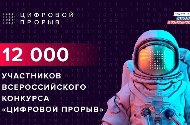 IT-специалисты Ростовской области примут участие во Всероссийском конкурсе «Цифровой прорыв»