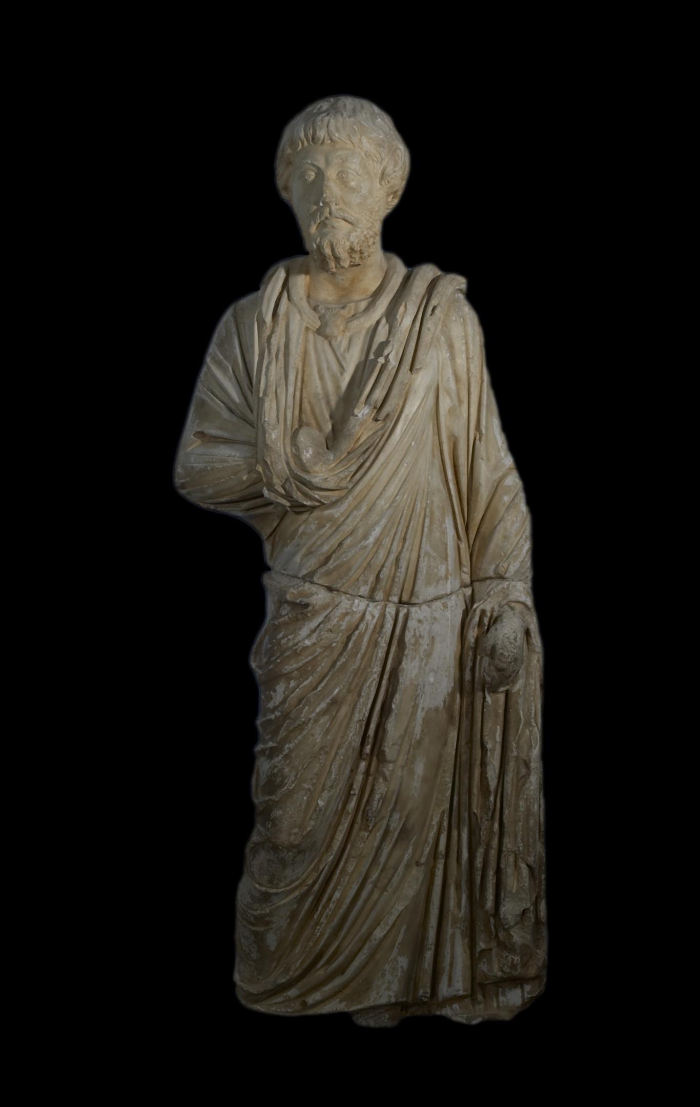 Статуя Неокла, правителя Горгиппии, изображение №1