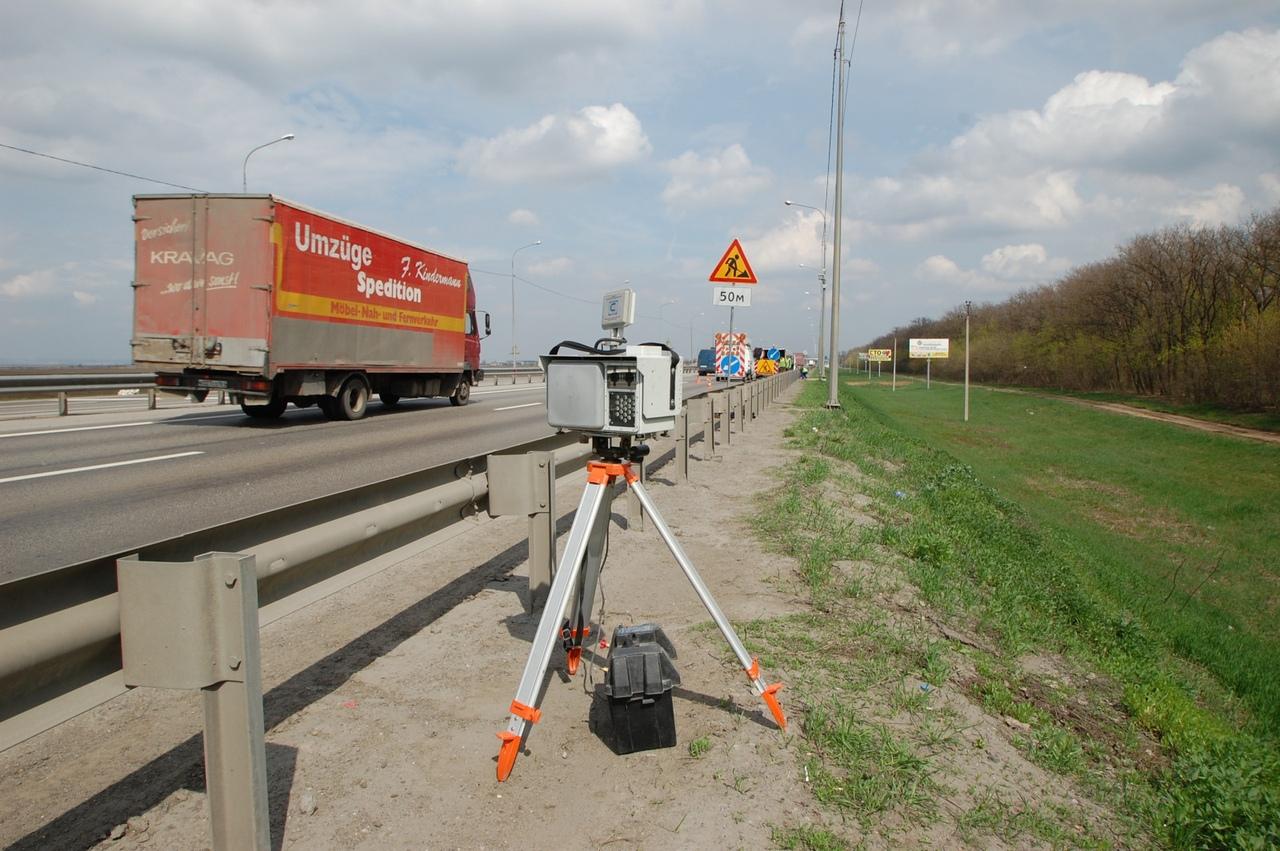 Сформирован перечень установки комплексов фотовидеофиксации «Крис-П» на автомобильных дорогах Ростовской области