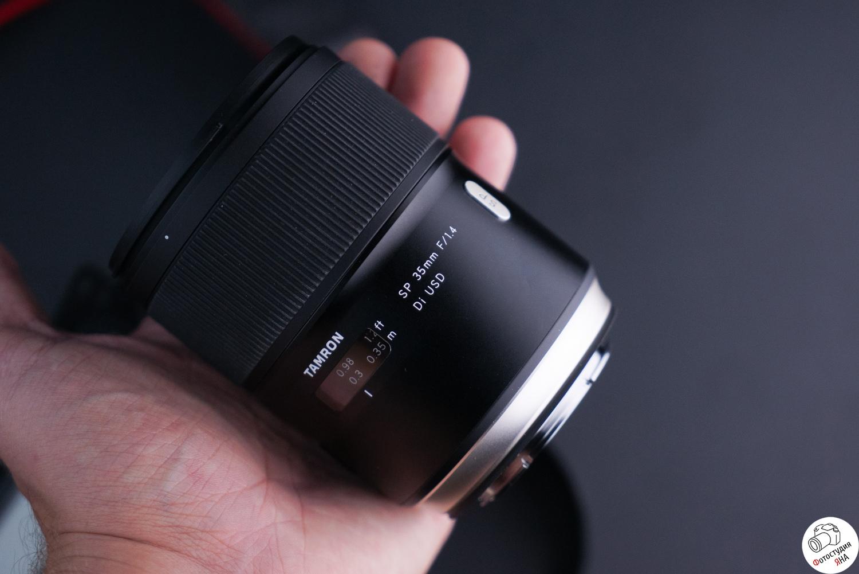 Можно ли назвать объектив Tamron SP 35mm F/1.4 лучшим в своём классе? Профессиональный фотограф даёт ответ, изображение №2