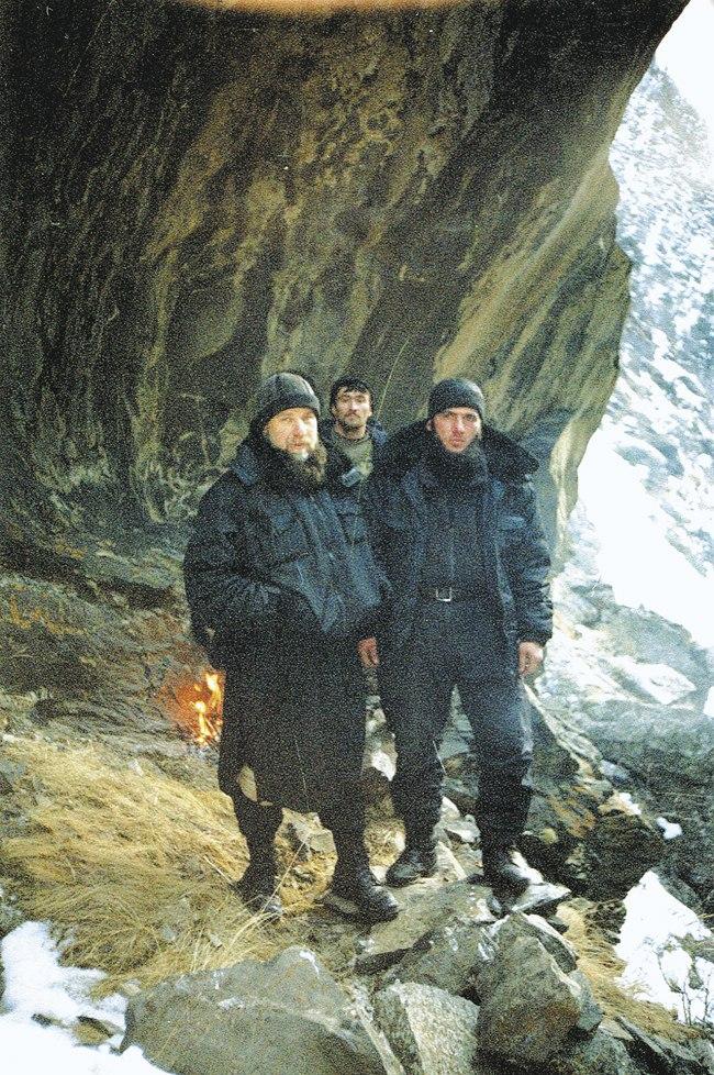 Руслан Гелаев (слева) долгие годы уходил от возмездия, сея горе, смерть и разрушения