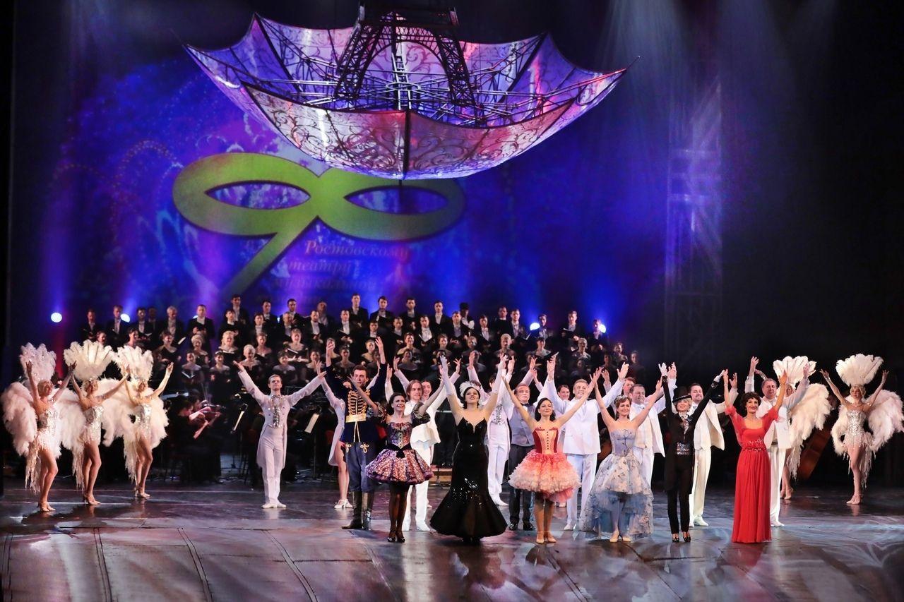 27 марта в Ростовской области отмечается Международный день театра