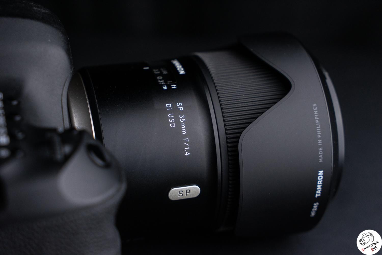 Можно ли назвать объектив Tamron SP 35mm F/1.4 лучшим в своём классе? Профессиональный фотограф даёт ответ, изображение №3