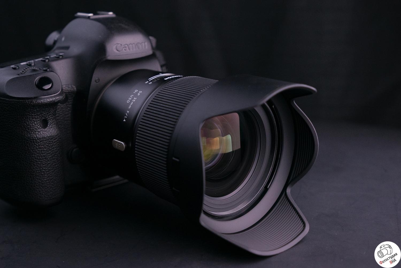 Можно ли назвать объектив Tamron SP 35mm F/1.4 лучшим в своём классе? Профессиональный фотограф даёт ответ, изображение №1