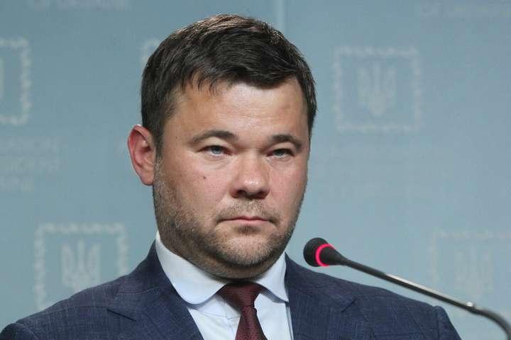 Бывший глава ОПУ Андрей Богдан заразился коронавирусом — СМИ